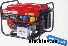 Бензиновый сварочный генератор GLENDALE GPW6/200L-GEE, Киев, Днепропетровск, Винница, Житомир, Одесса,Украина