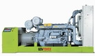 Дизельные электростанции GPR с двигателем PERKINS